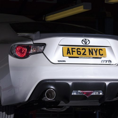 Cosmetic Appeal Exhaust