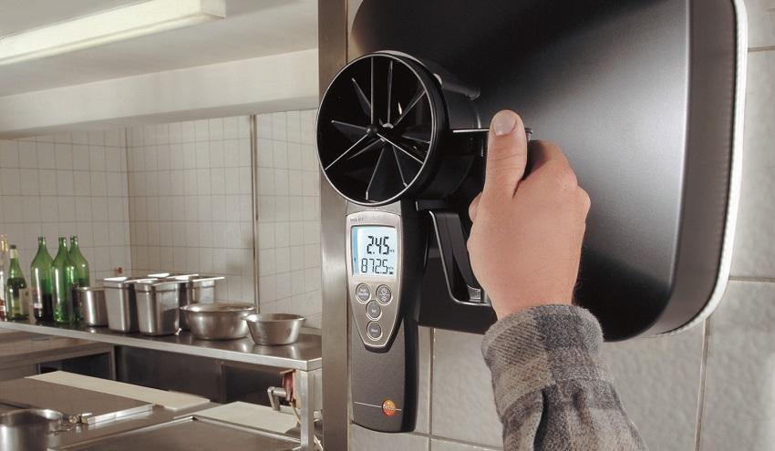 Air Measurement Device