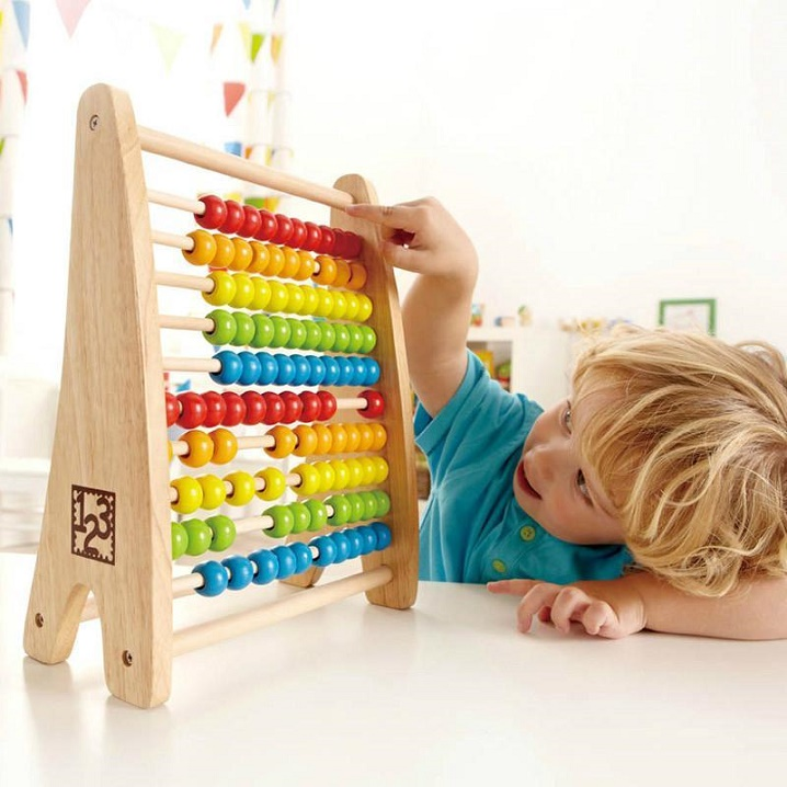 Abacus educational toy