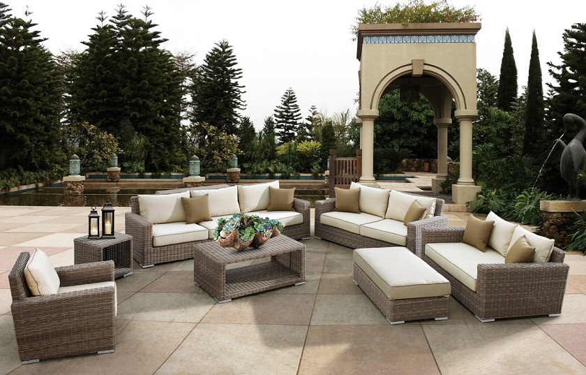 Luxury outdoor furniture 2