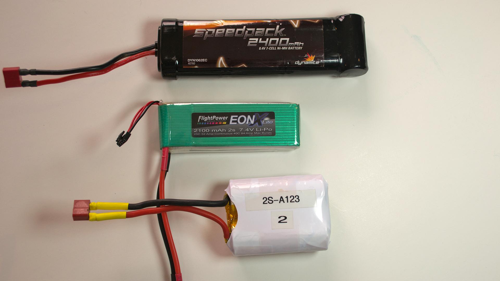 hobby batteries