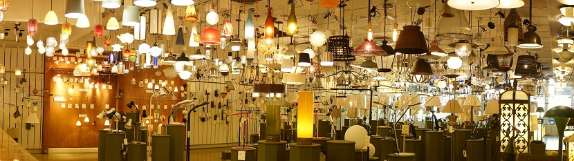 lighting shops