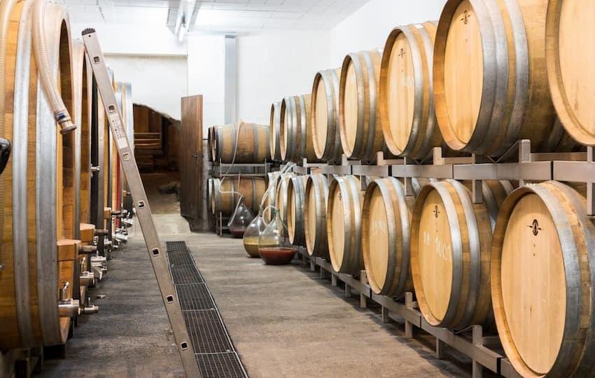 natural wine making