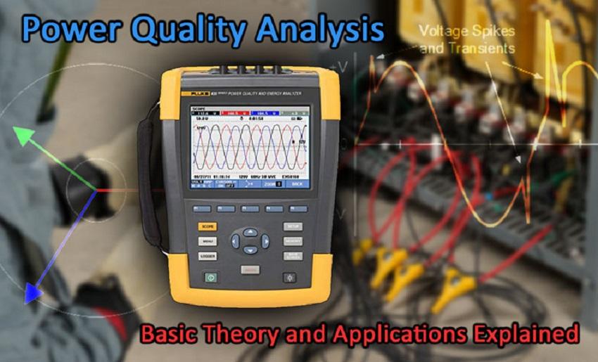 power quality analyser basics