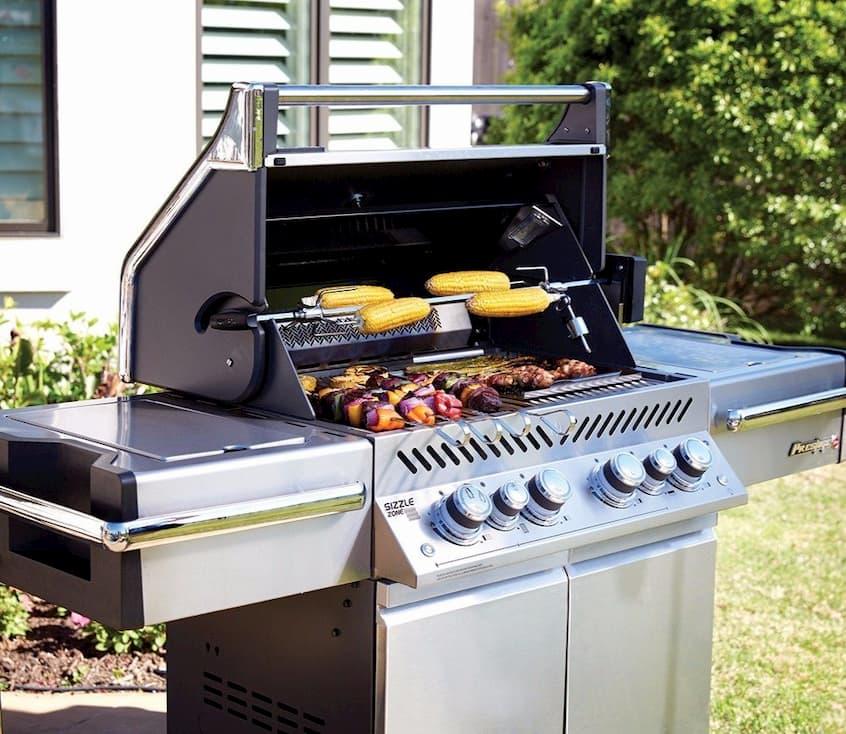 six-burner-grill