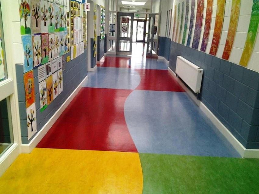 Schools floors