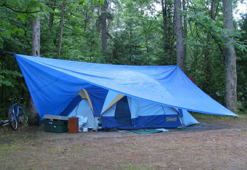 tent flys