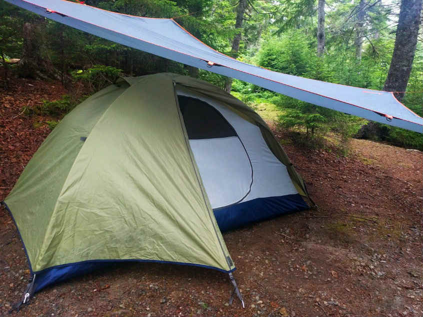 fly for tent