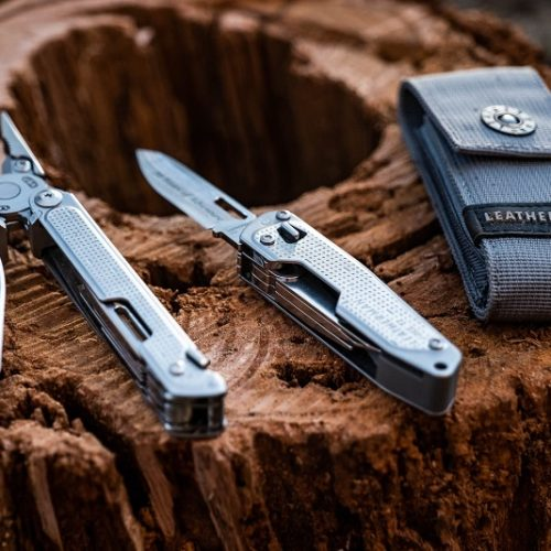 two types of leatherman