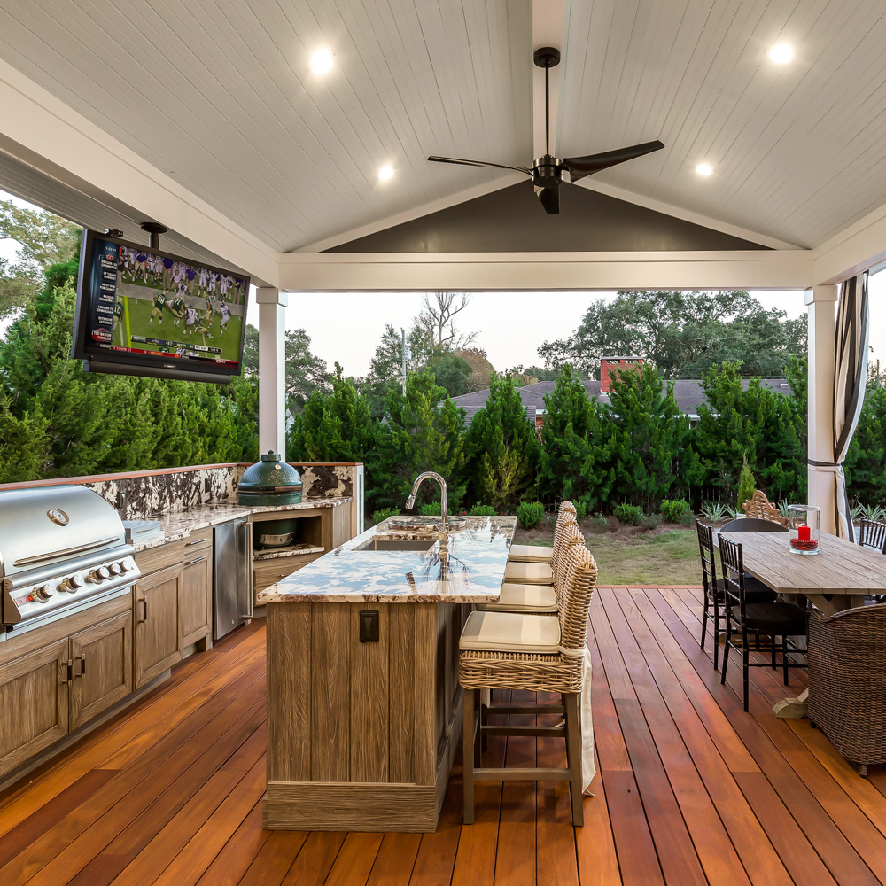 alfresco outdoor kitchen for sale good or bad investment
