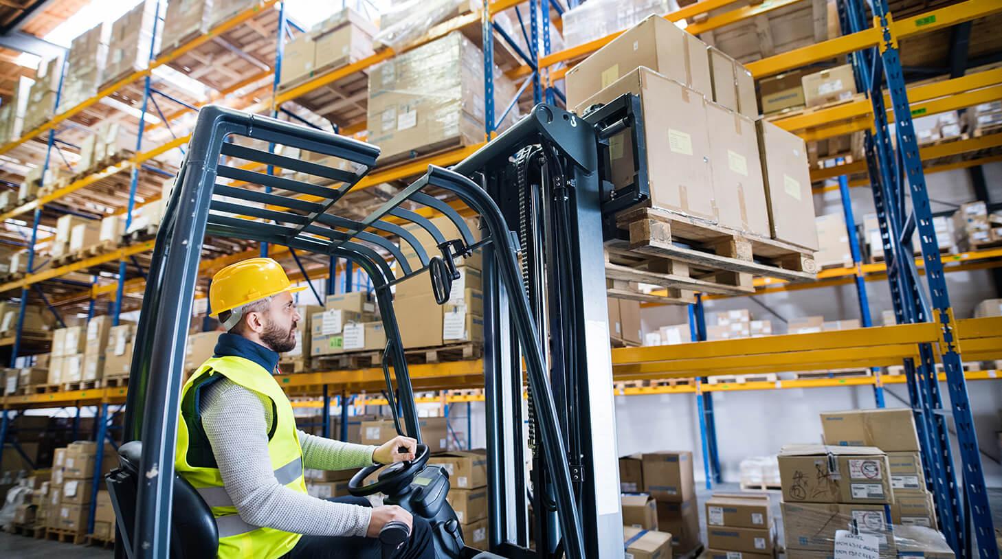 warehouse organization storage