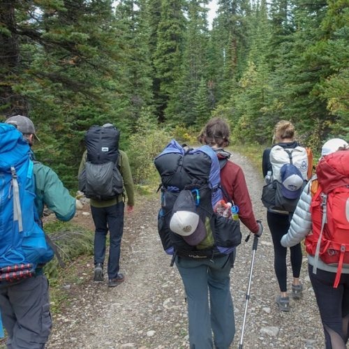 Buying a Hiking Backpack