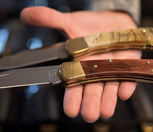 Knives for hunting
