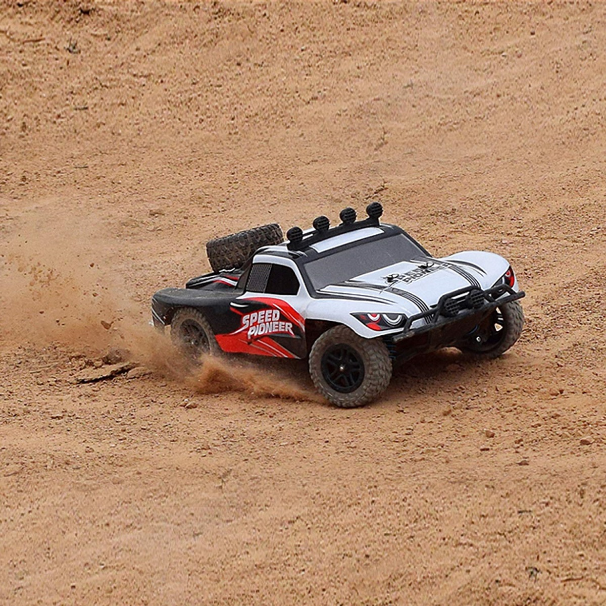 rc vehicle performance outdoor