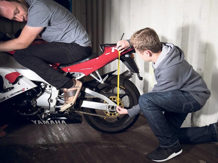 Set-Motorcycle-Suspension