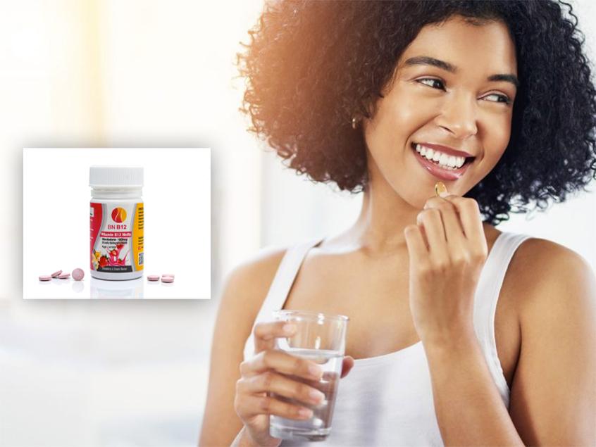 woman-take-BN-B12-Vitamin
